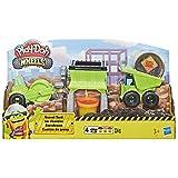 Play-Doh Wheels E4293EU4 - Steinbruch Knete, für fantasievolles und kreatives Spielen