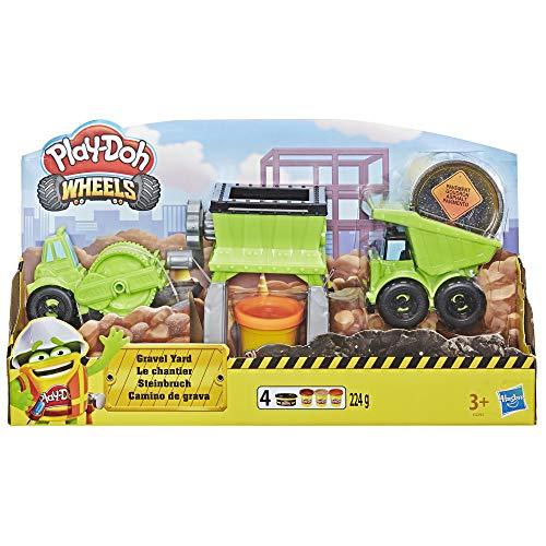Play-Doh Wheels – Pate A Modeler - Le Chantier