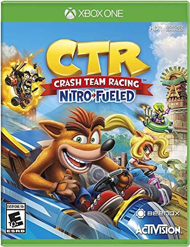 Crash Team Racing: Nitro Fuled for Xbox One [USA]