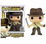 POP Indiana Jones Indiana Jones figura de juguete de 10 cm (3,9 pulgadas)
