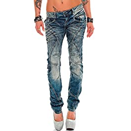 Cipo & Baxx Women's Jeans Various Models and Colours