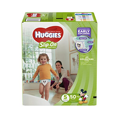Product Image of the Huggies Little Movers