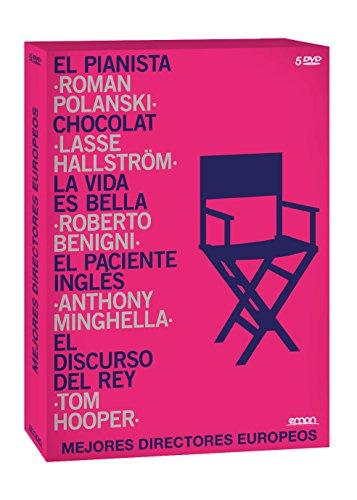 Pack Directores Europeos - Volumen 2 (El Pianista + Chocolat + La Vida Es Bella + El Paciente Inglés + El Discurso Del Rey) [DVD]