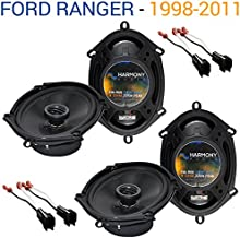 Compatible with Ford Ranger 1998-2011 Factory Speaker Replacement Harmony (2) R68 Package New