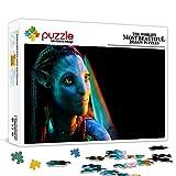 Jigsaws 500 piezas para adultos Puzzle Avatar: Princess Netini Puzzle Game Toys El regalo es ideal como regalo para toda la familia y el rompecabezas 52x38cm