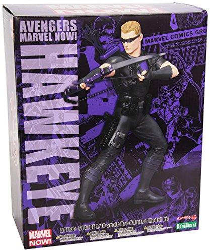 Kotobukiya Marvel Now! - Avengers Hawkeye ArtFX + Statue - Maßstab 1:10 - SI04610
