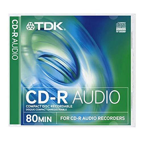 TDK CD-RX80JCA 700MB CD-Rohling