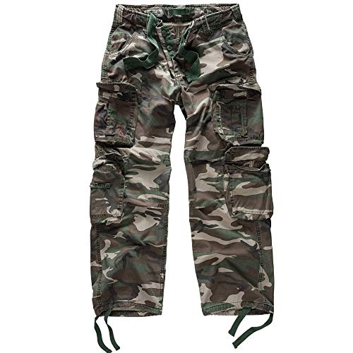 Trooper Airborne Trousers Lightning Edition Woodland - XXL