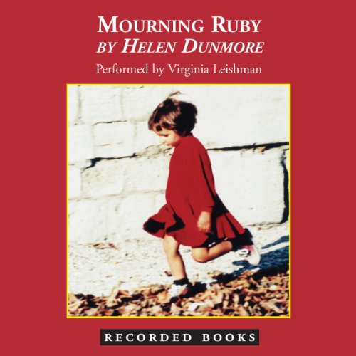 Mourning Ruby audiobook cover art