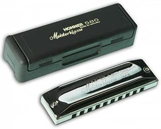 HOHNER Meisterklasse 580/20 Harmonica - Key Of C