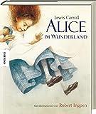 Alice im Wunderland: Hochwertige Geschenkausgabe des Kinderbuchklassikers nach Lewis Carroll (Knesebeck Kinderbuch Klassiker / Ingpen)
