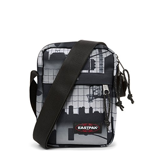 Eastpak The One Bolso Bandolera, 21 cm, 2.5 Liters, Gris (Compton Court)