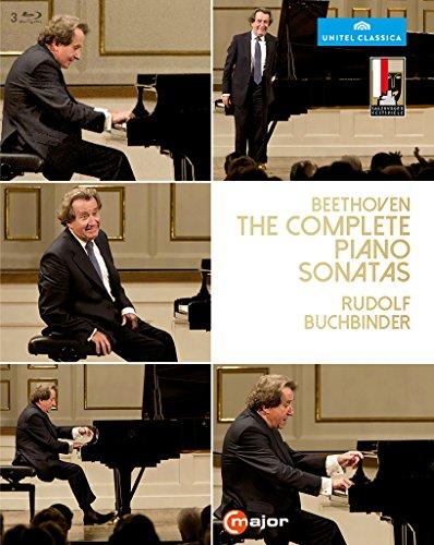 Beethoven: Sämtliche Klaviersonaten [3 Blu-rays]