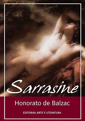 Sarrasine (Spanish Edition)