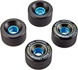 NICE LONGBOARDS hardg Ecomoods Street Accesorios Porter Mini Monkey Wheel, Black, 65 x 41,5 mm 78 A, prt003
