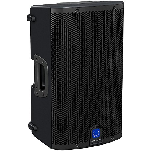 Turbosound iQ10 2-Way 10' Powered Loudspeaker, 2500W Maximum Output Power, Single