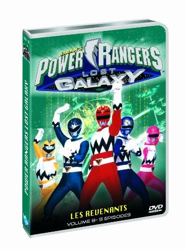 power rangers lost galaxy on dvd - 5