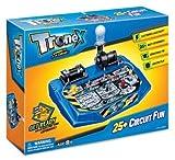 TRONNEX 25+ Circuit Fun, Create Fun Electronics Circuits , for Kids - 8+ Years