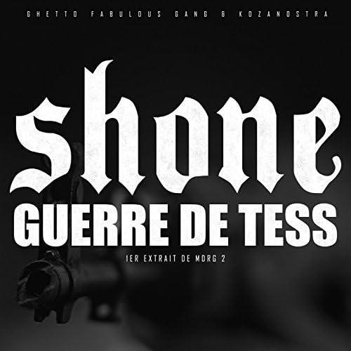 Shone