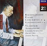 Rachmaninov: Piano Concertos 1-4 (1996-05-03)