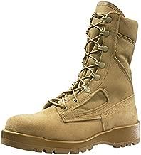 B Belleville Arm Your Feet Men's 340 DES Hot Weather Flight & Combat Vehicle Boot, Tan - 13.5 W