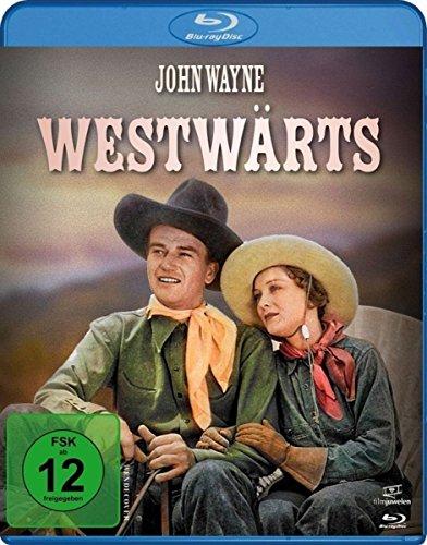 Westwärts! - John Wayne [Blu-ray]