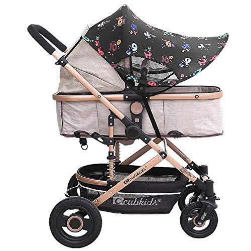 ZLMI Kinderwagen Sonnenschutz Kinderwagen Markise Kinderwagen Sonnenschutz Kinderwagen Sonnenschutz Sonnenschutz hat einen ausgezeichneten UV-Schutz bb Auto,A
