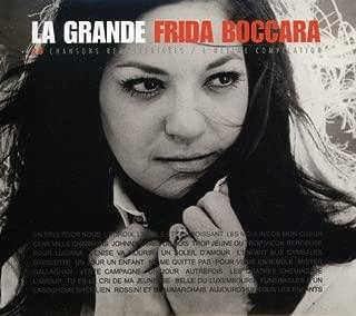 Grande Frida Boccara: L'ultime Compilation