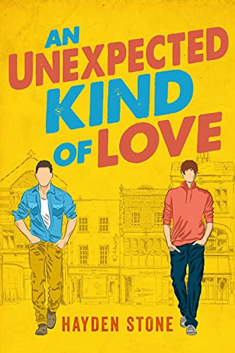 An Unexpected Kind of Love (When Snow Falls Book 1) by [Hayden Stone]