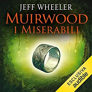 Muirwood. I miserabili copertina