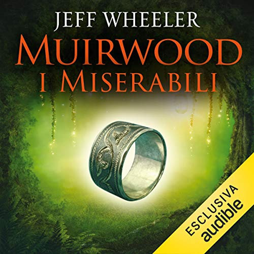 『Muirwood. I miserabili』のカバーアート