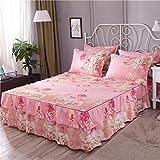 Se Utiliza para la Cubierta de una Sola Pieza de la Falda de la Cama Simmons (999-10) 120 * 200 cm
