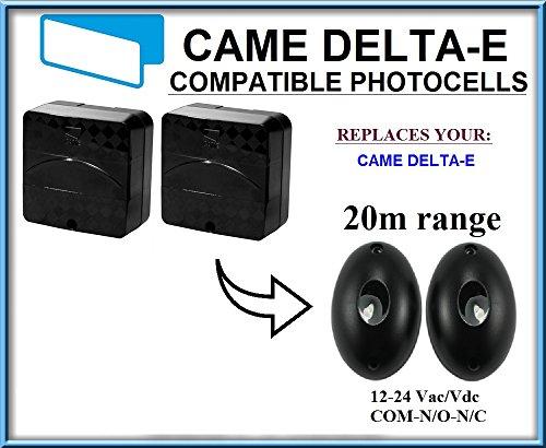 Motorline MF30 Jeu de cellules photo/électriques infrarouges universel pour d/étection de mouvement
