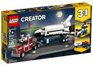 LEGO Creator Shuttle Transporter for age 7+ years old 31091