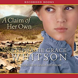 A Claim of Her Own audiobook cover art
