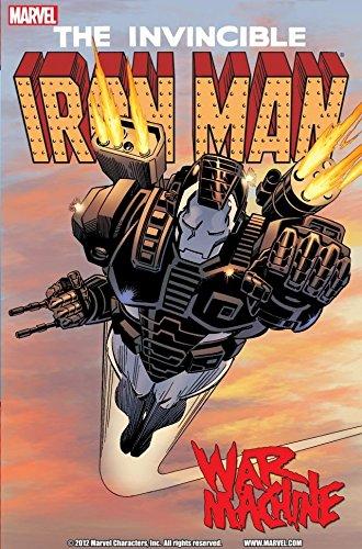 Iron Man: War Machine (Iron Man (1968-1996))