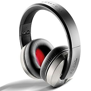 Cuffie circum-aural chiuse Tecnologia esclusiva a diaframma che offre una qualità audio incredibile Cuffie mobili, luminose, comode e di isolamento elevato