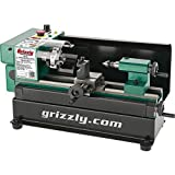 Grizzly Industrial G0745-4' x 6' Micro Metal Lathe