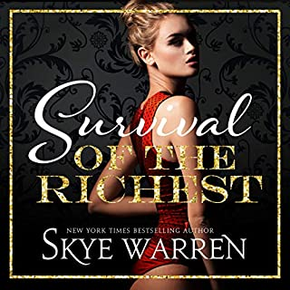 Survival of the Richest audiobook cover art