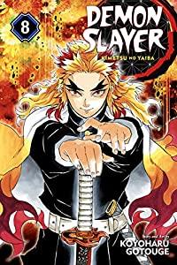 Demon Slayer: Kimetsu no Yaiba 8話 表紙画像