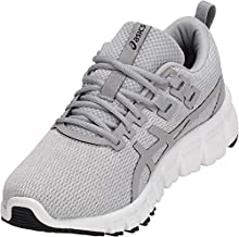 ASICS Women's Gel-Quantum 90 Running Shoes, 9.5M, MID Grey/MID Grey