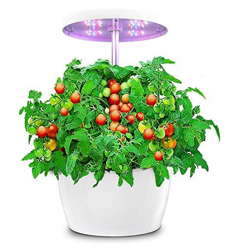 Hydroponics Growing System - Indoor Herb Garden Growing Kit - Hydroponics Growing Nutrient Pot Kit, 4 Pots
