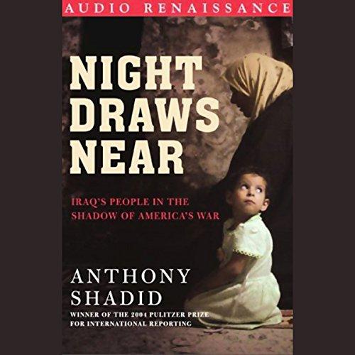 Night Draws Near audiobook cover art