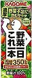 野菜一日これ一本 ケース200ml×12