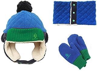 39ae08d66d0b Amazon.es: mitones - Set de bufanda, gorro y guantes / Accesorios: Ropa