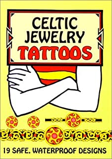 Celtic Jewelry Tattoos (Temporary Tattoos) by Marty Noble (2000-09-01)
