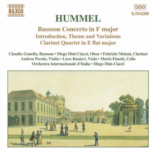 Bassoon Concerto in F major, WoO 23, S63: III. Rondo: Vivace