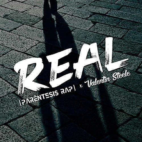 Valentin Steele & Paréntesis Rap