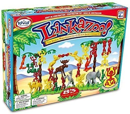 Linkazoo by Popular Playthings