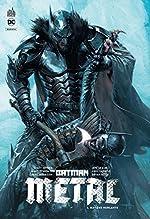 Batman métal, Tome 3 - Matière hurlante de Greg Capullo